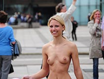 Public Nudity Film By Celine 9