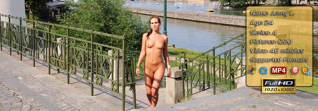 naked in public videos